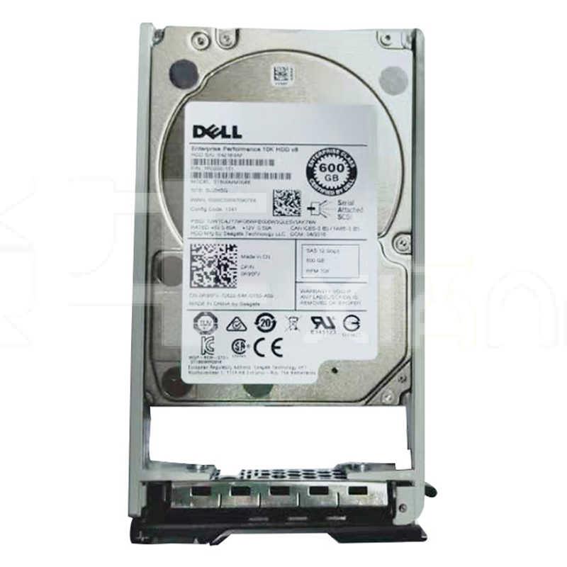 戴尔V8 600G 10K SAS 2.5 12G 0R95FV服务器硬盘
